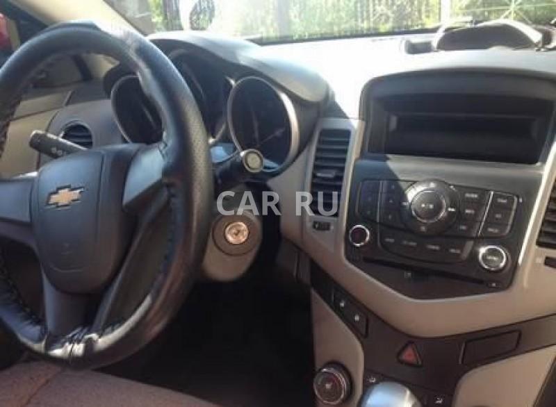 Chevrolet Cruze, Барнаул
