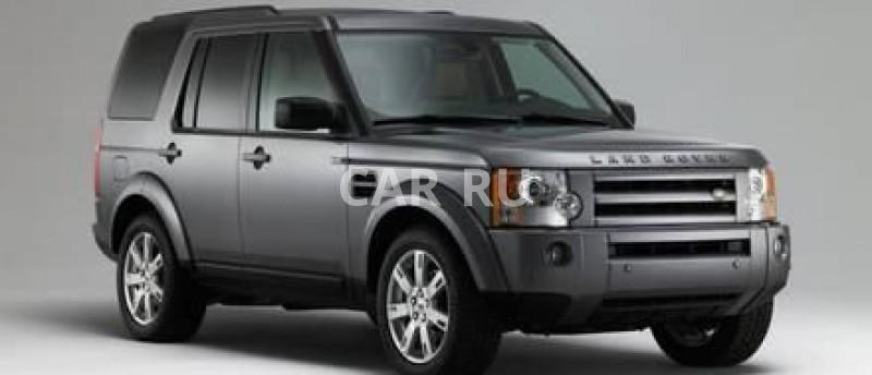 Land Rover Discovery, Барнаул