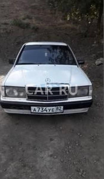 Mercedes 190, Алушта
