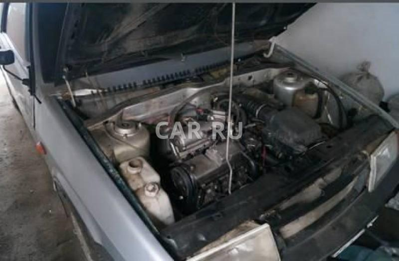 Lada 2108, Алейск
