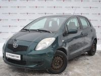 Toyota Yaris, 2007 г. в городе Москва