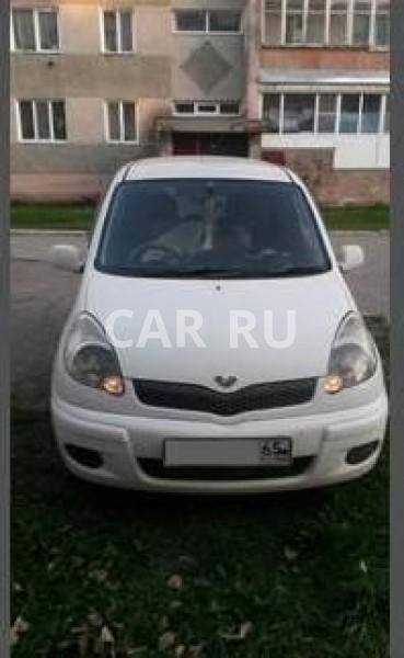 Toyota Funcargo, Анива
