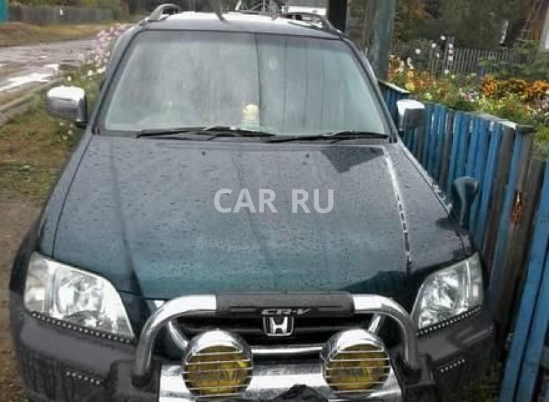 Honda CR-V, Архара