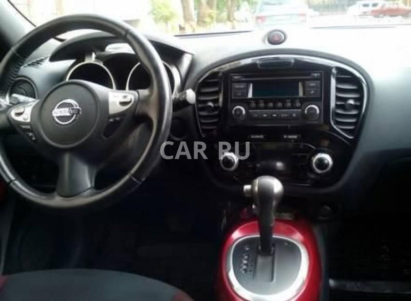 Nissan Juke, Ахтубинск
