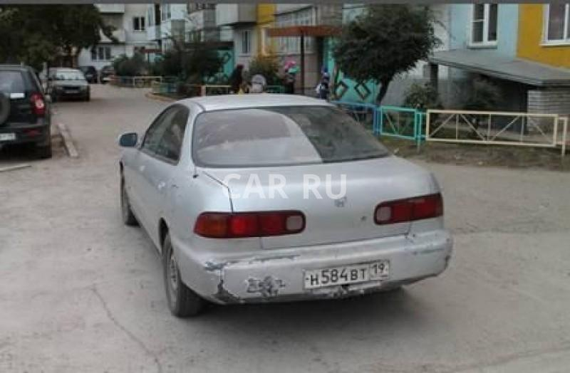 Honda Integra, Абакан