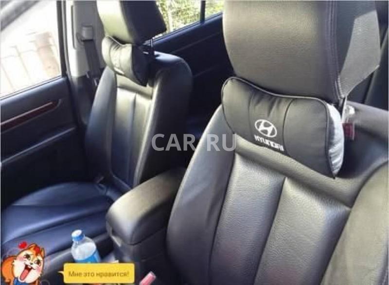 Hyundai Santa Fe, Белая Глина