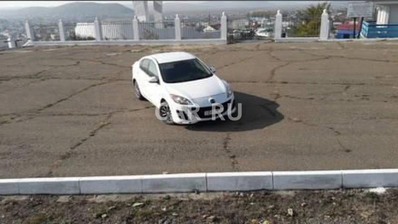Mazda 3, Агинское