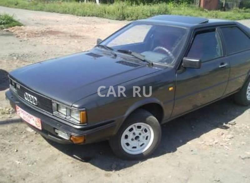 Audi Coupe, Белово