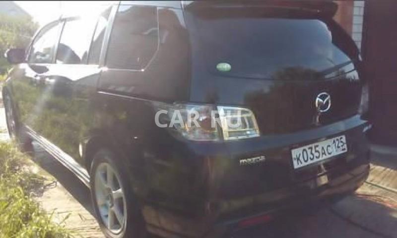 Mazda MPV, Барнаул