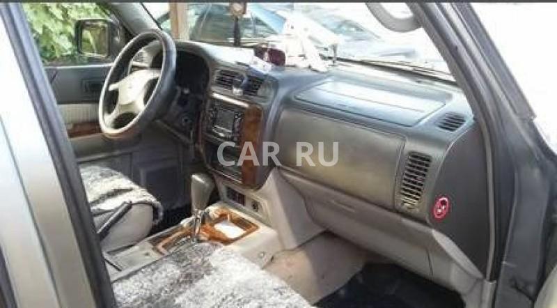 Nissan Patrol, Архипо-Осиповка