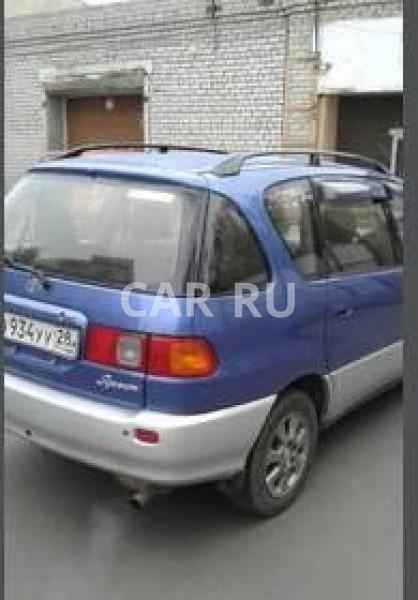 Toyota Ipsum, Белогорск