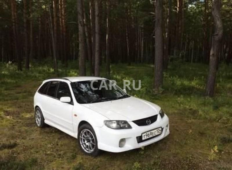 Mazda Familia S-Wagon, Ачинск