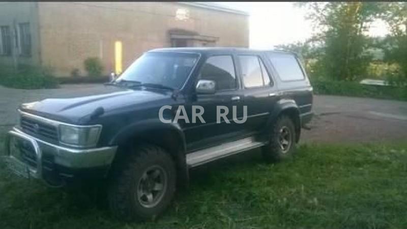 Toyota Hilux Surf, Александровск-Сахалинский