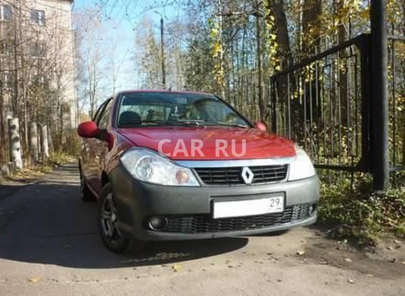 Renault Symbol, Архангельск
