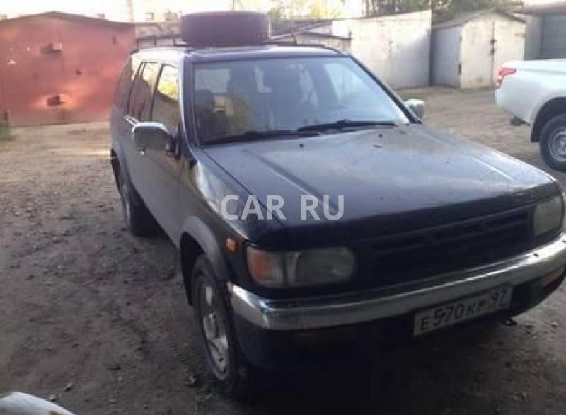 Nissan Pathfinder, Астрахань