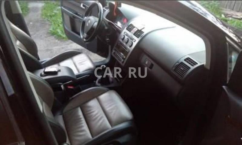 Volkswagen Touran, Багратионовск
