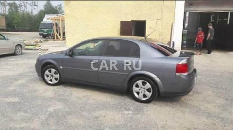 Opel Vectra, Асбест