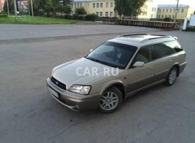 Subaru Legacy Lancaster, Барабинск