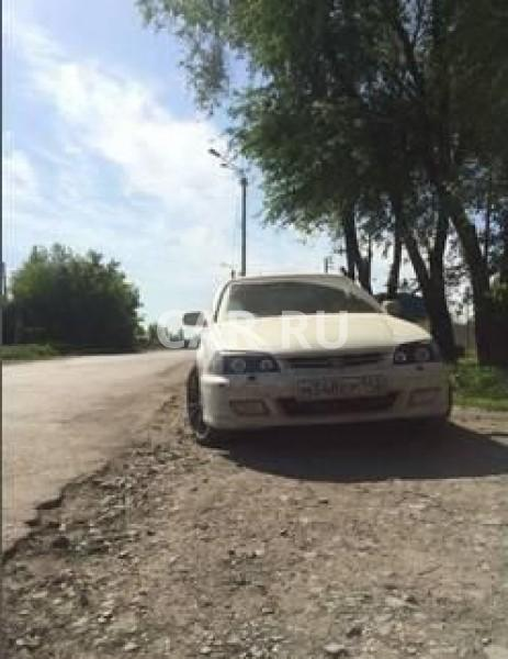 Honda Torneo, Белово