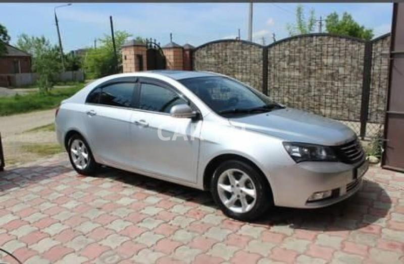 Geely Emgrand, Абинск