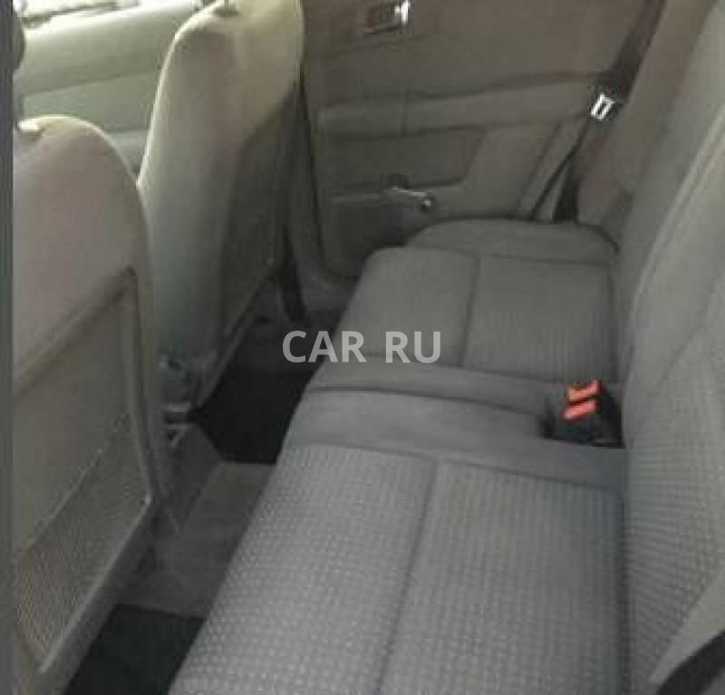 Audi A2, Анжеро-Судженск