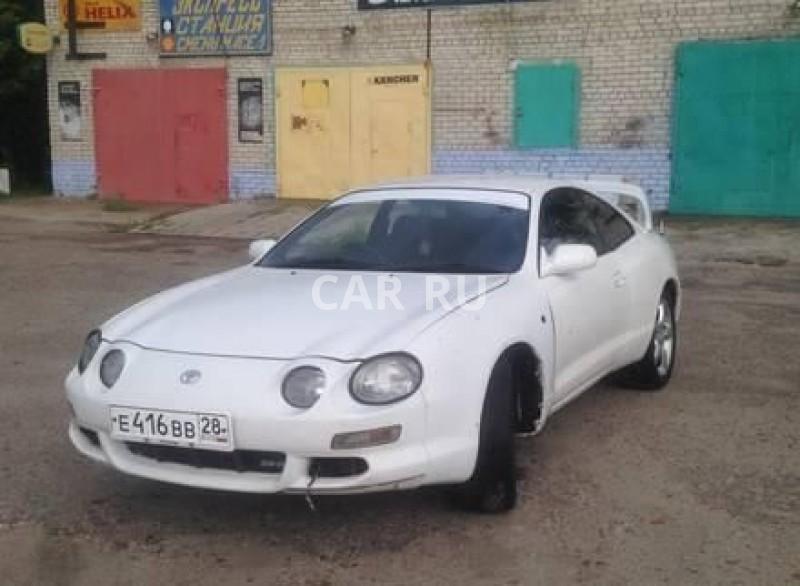Toyota Celica, Белогорск