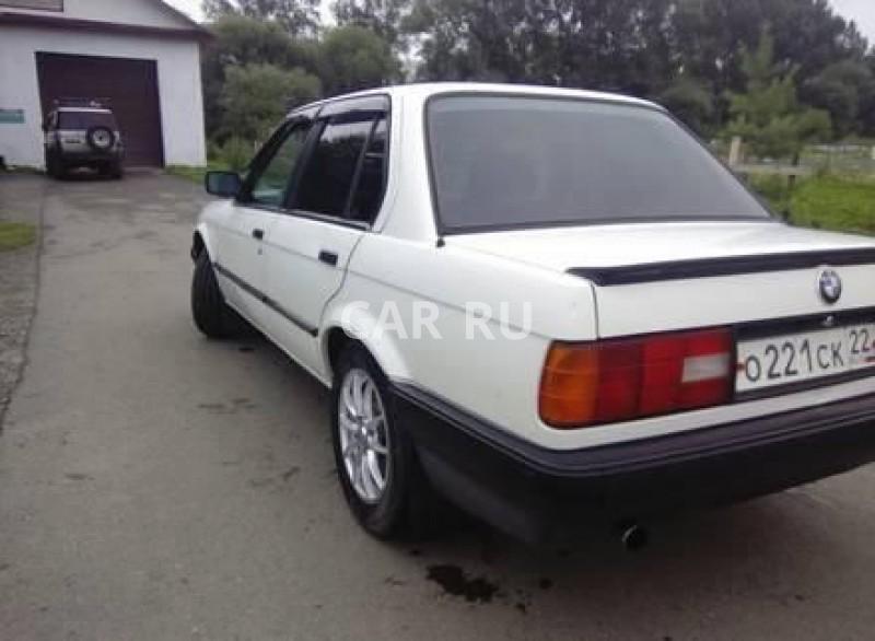 BMW 3-series, Алтайское