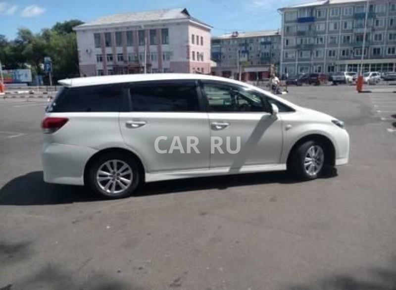 Toyota Wish, Белогорск