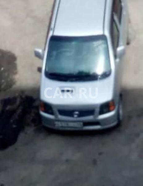 Mazda AZ-Wagon, Белогорск