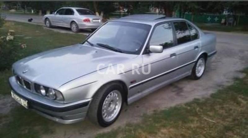 BMW 5-series, Багаевская