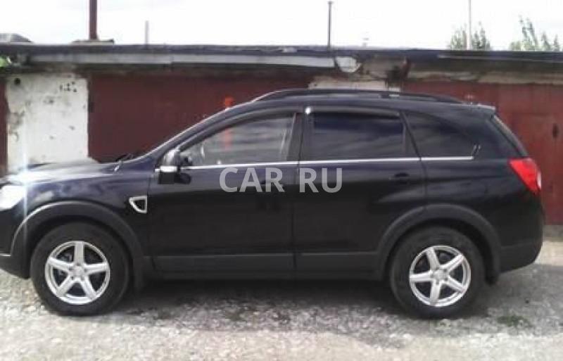 Chevrolet Captiva, Белово