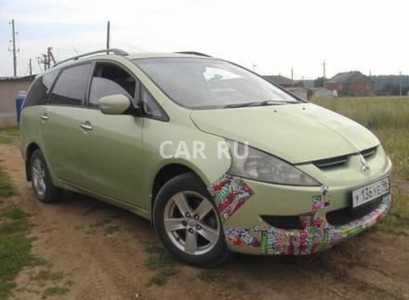 Mitsubishi Grandis, Артёмовский
