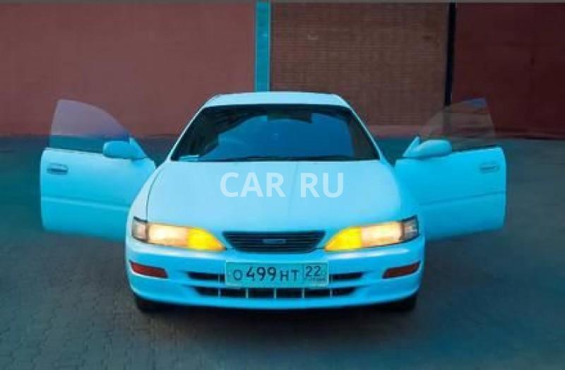 Toyota Carina ED, Барнаул