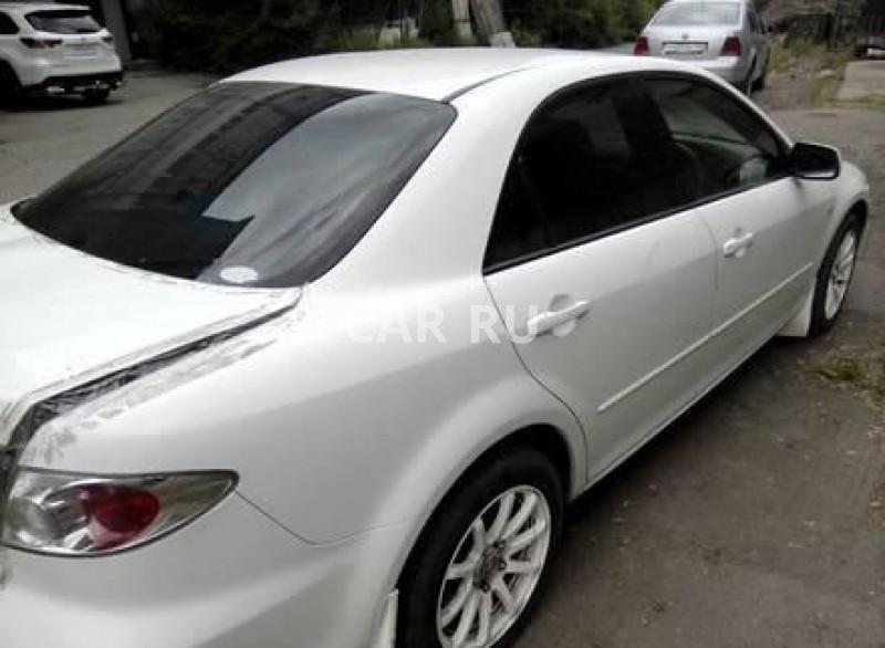 Mazda Atenza, Абакан