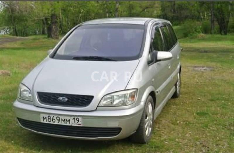Subaru Traviq, Абакан