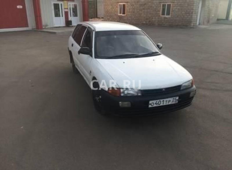 Mitsubishi Libero, Арсеньев