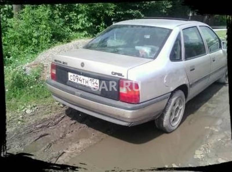Opel Vectra, Барнаул