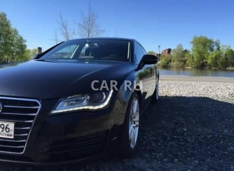 Audi A7, Алапаевск
