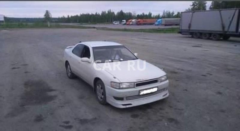 Toyota Cresta, Белогорск