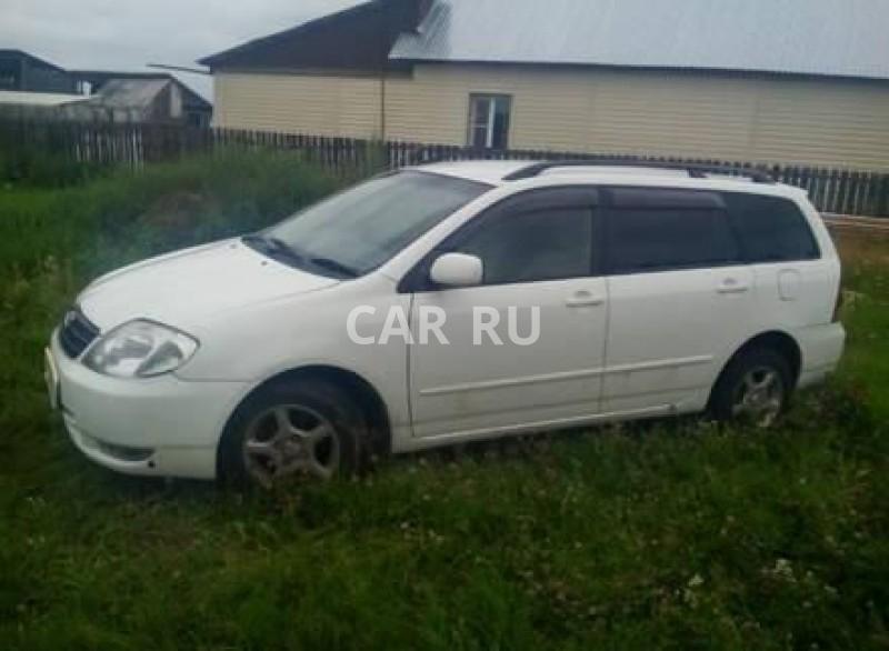 Toyota Corolla Fielder, Ангарск