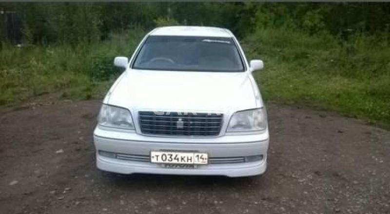 Toyota Crown, Алдан