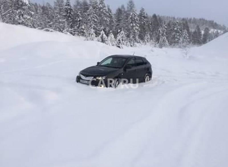 Subaru Impreza, Алдан