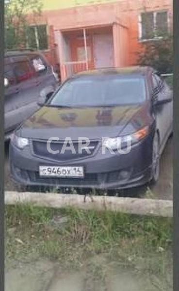 Honda Accord, Айхал