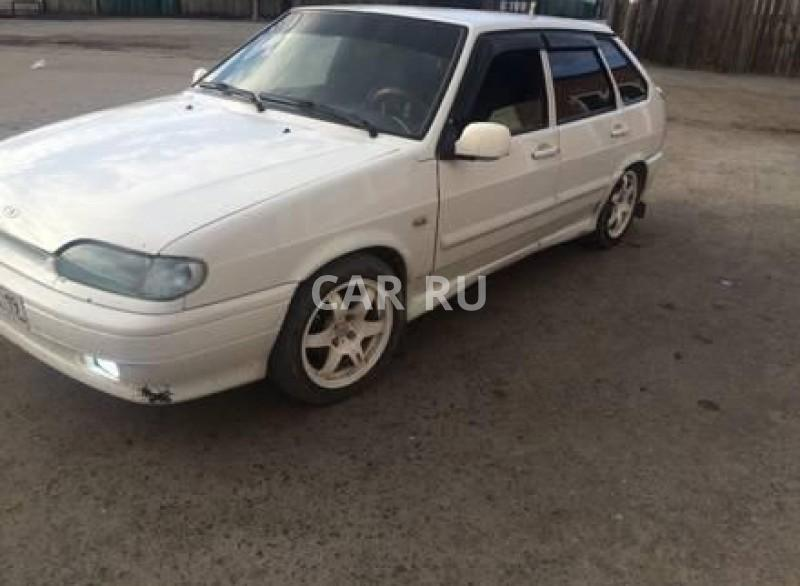 Lada 2114, Ак-Довурак