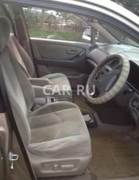 Toyota Harrier, Абинск