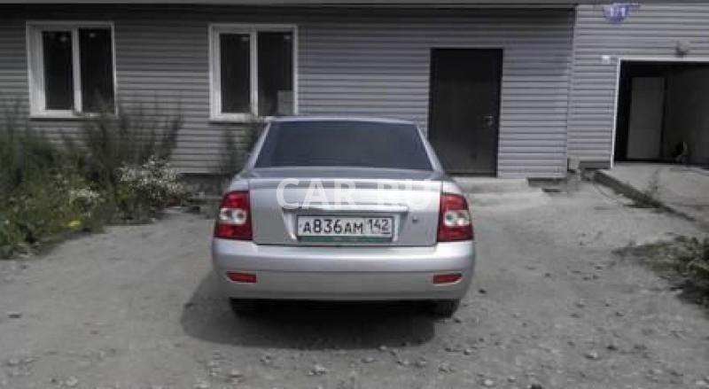 Lada Priora, Белово