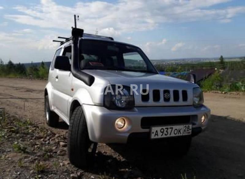 Suzuki Jimny Wide, Алдан