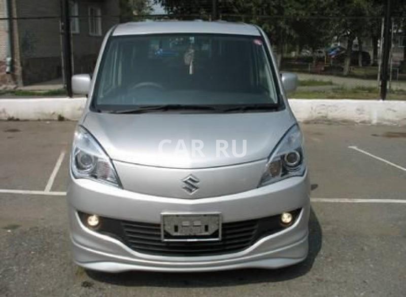 Suzuki Solio, Абакан