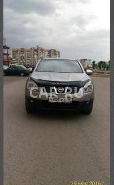 Nissan Qashqai, Абакан