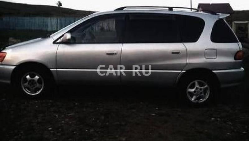 Toyota Ipsum, Агинское